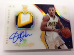 Panini America 2012-13 Immaculate Basketball Peek One (45)