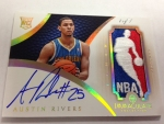 Panini America 2012-13 Immaculate Basketball Peek One (47)