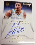 Panini America 2012-13 Immaculate Basketball Peek One (50)