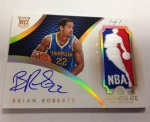 Panini America 2012-13 Immaculate Basketball Peek One (53)