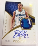 Panini America 2012-13 Immaculate Basketball Peek One (54)