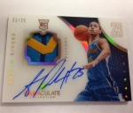 Panini America 2012-13 Immaculate Basketball Peek One (55)