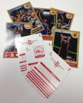 Pack 7 Gold Borders & Red Backs