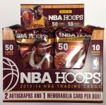 Panini America 2013-14 NBA Hoops Basketball Teaser (3)