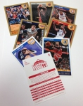 Pack 1 Gold Borders & Red Backs