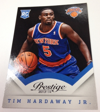 Tim Hardaway JR. - New York Knicks