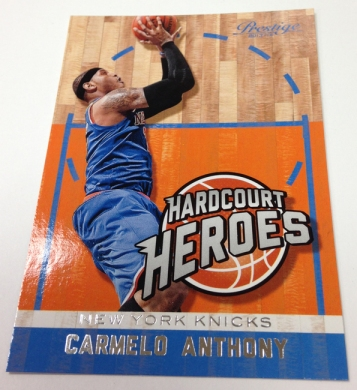 Carmelo Anthony - New York Knicks