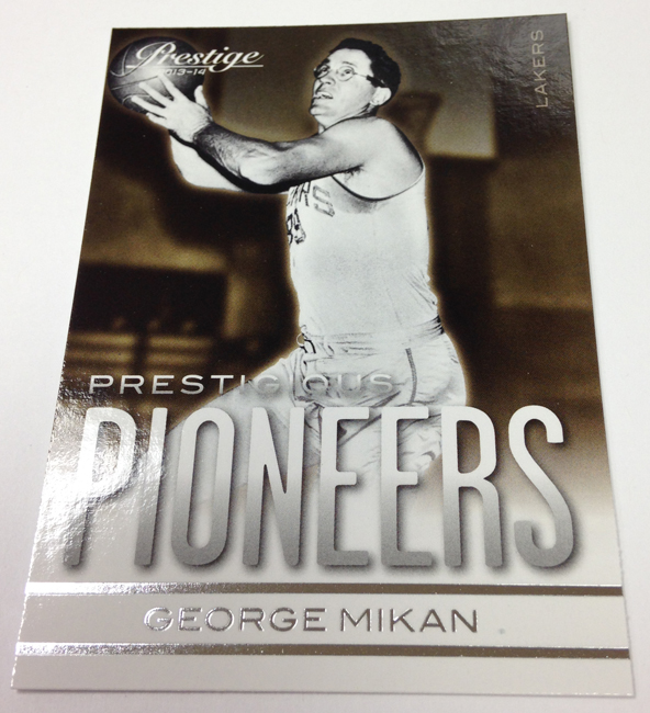 George Mikan - Lakers
