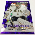 Panini America 2013-14 Prizm Hockey Purple Cracked Ice (13)