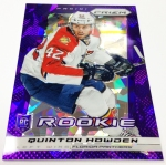 Panini America 2013-14 Prizm Hockey Purple Cracked Ice (19)
