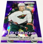 Panini America 2013-14 Prizm Hockey Purple Cracked Ice (21)