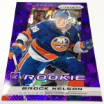 Panini America 2013-14 Prizm Hockey Purple Cracked Ice (29)