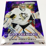 Panini America 2013-14 Prizm Hockey Purple Cracked Ice (33)
