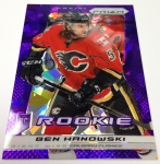 Panini America 2013-14 Prizm Hockey Purple Cracked Ice (4)