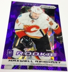 Panini America 2013-14 Prizm Hockey Purple Cracked Ice (5)