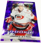 Panini America 2013-14 Prizm Hockey Purple Cracked Ice (8)