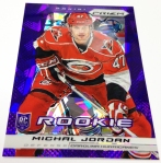 Panini America 2013-14 Prizm Hockey Purple Cracked Ice (9)