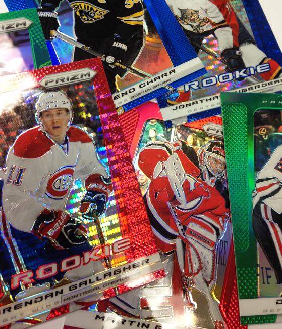 Panini America 2013-14 Prizm Hockey Retail (35)