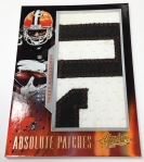 Panini America 2013 Absolute Football QC (125)