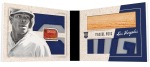 Panini America 2013 America's Pastime Baseball Puig Booklet