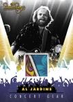 Panini America 2013 Beach Boys Al Jardine Concert Gear