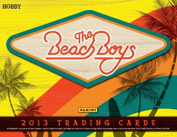 Panini America 2013 Beach Boys Main