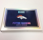Panini America 2013 Playbook Football First Booklets (1)