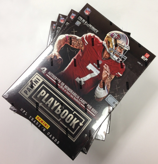 Panini America 2013 Playbook Football Teaser (1)