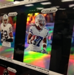 Panini America 2013 Prizm Football Production Black