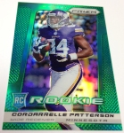 Panini America 2013 Prizm Football QC (70)