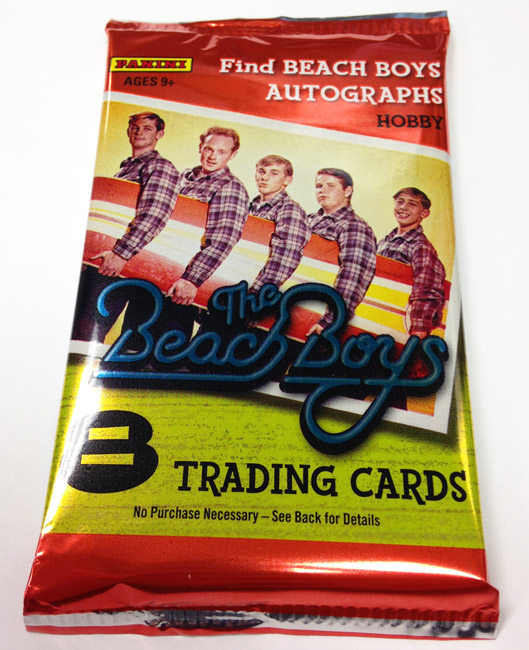Panini America 2013 The Beach Boys QC (8)