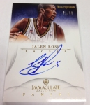 Panini America Immaculate Arrivals Two 1