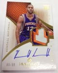Panini America Immaculate Arrivals Two 10