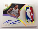 Panini America Immaculate Arrivals Two 13