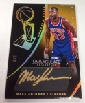 Panini America Immaculate Arrivals Two 5