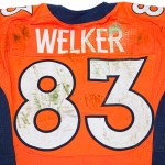 Panini Authentic Wes Welker 4