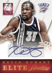 2013-14 Elite Basketball Durant