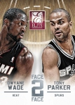 2013-14 Elite Basketball Wade Parker