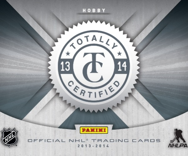 2013-14 Totally Certified Hockey Main