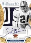 2013 Crown Royale Football Deion
