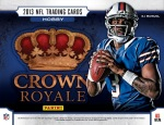 2013 Crown Royale Football Main