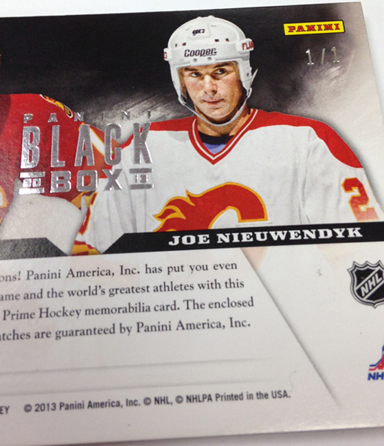 2013 Toronto Fall Expo Panini America Black Box (48)