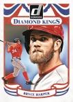 2014 Donruss Baseball Harper