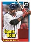 2014 Donruss Baseball Ortiz