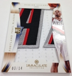 Panini America 2012-13 Immaculate Basketball Part 2 (50)