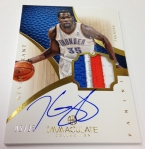 Panini America 2012-13 Immaculate Basketball Preview 1 (2)