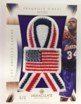 Panini America 2012-13 Immaculate Basketball Preview 1