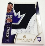 Panini America 2012-13 Immaculate Basketball Weekend Peek Part Three (11)