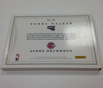 Panini America 2012-13 Immaculate Basketball Weekend Peek Part Three (20)