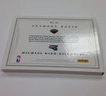 Panini America 2012-13 Immaculate Basketball Weekend Peek Part Three (44)